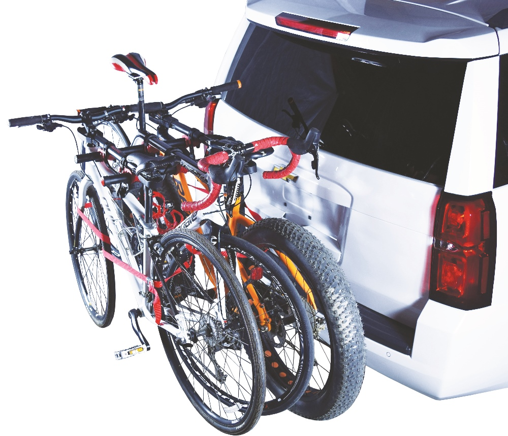 "Anti Sway Hitch >> Runway™ HM3 OS - Hitch Mount 3 Bike Carrier (1.25"" & 2"")"