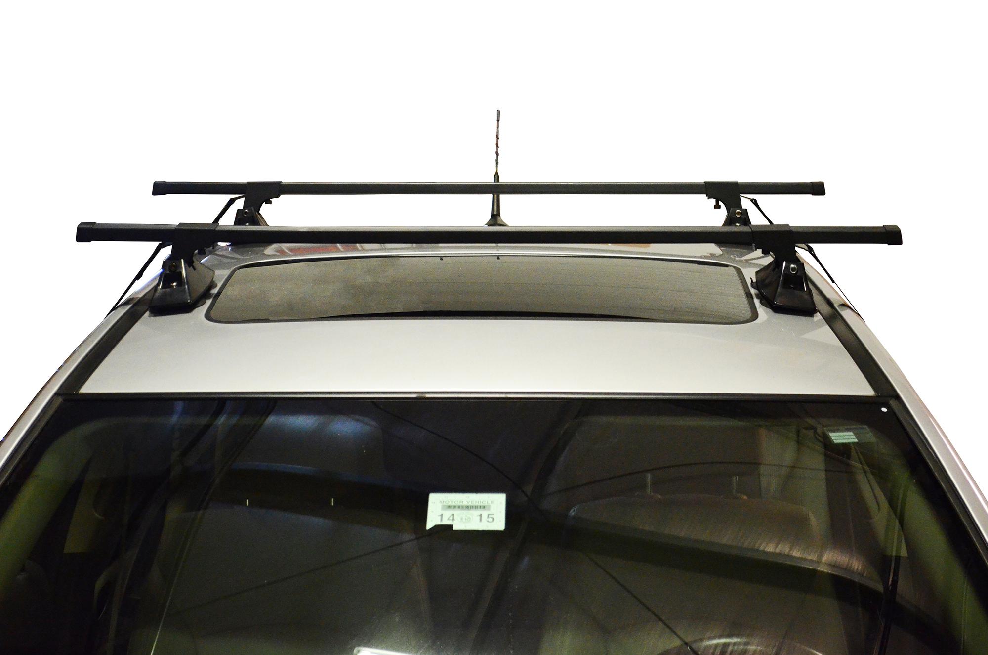 Versarail Bare Roof Cross Rail System 58 Quot