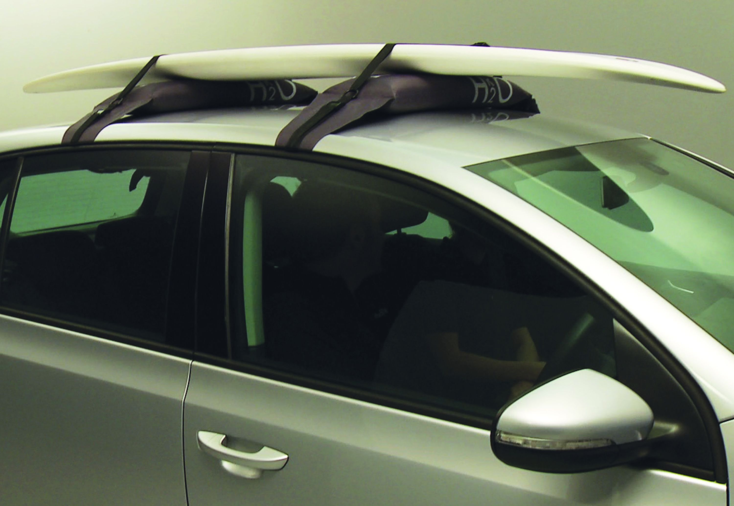 tm board roof paddle car inflatable rack stand up