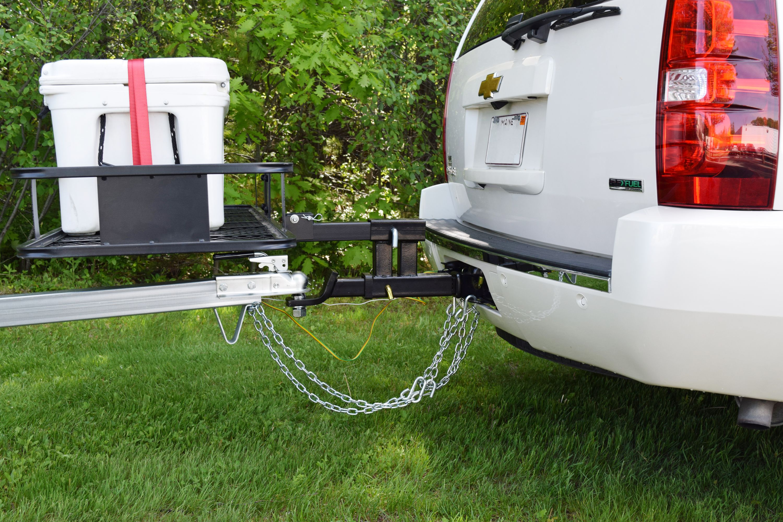 Double Your Towing Capacity With The Class Ii 2 Quot Mpg544