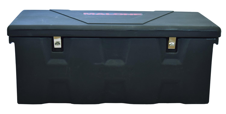 megasport trailer plastic storage trunk w mounting hrdwr. Black Bedroom Furniture Sets. Home Design Ideas