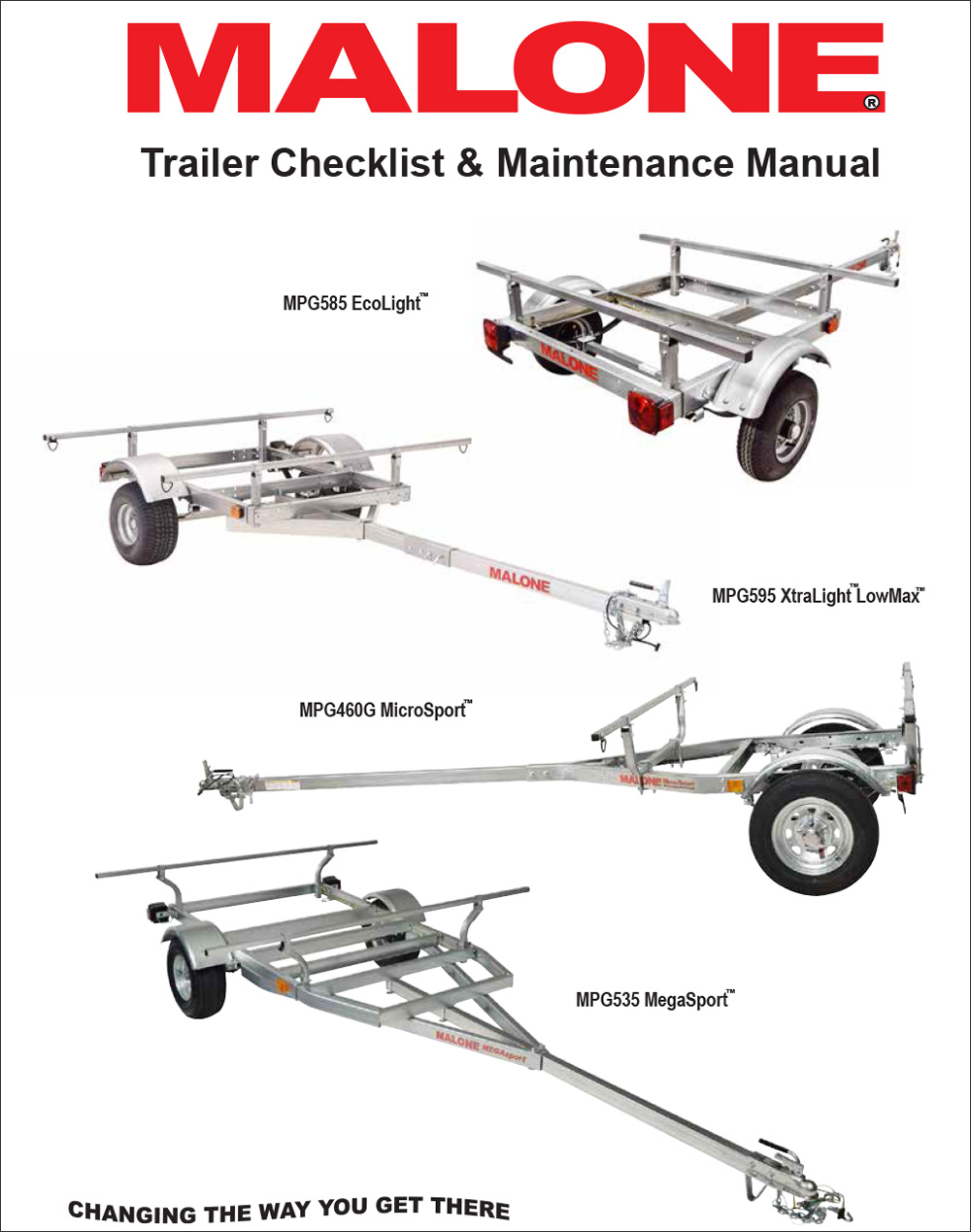Trailer Maintenance Manual